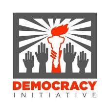 Democracy Initiative logo link