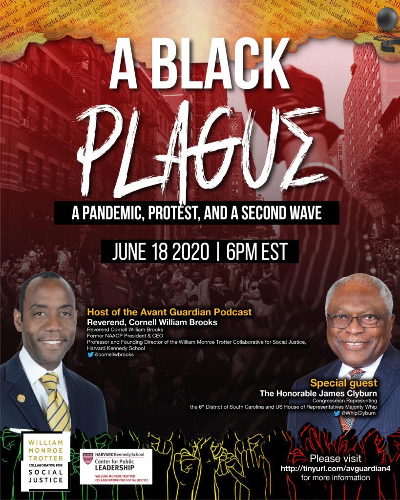 Podcast Poster, Episode 4, A Black Plague